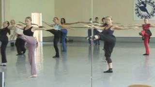 Мастер-класс по джаз-модерну(Хореографы! Смотрите http://www.dancehelp.ru/N187/ - полный комплект курса и музыка к уроку.