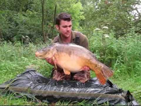 Carp Fishing - Coate Water Park Trio