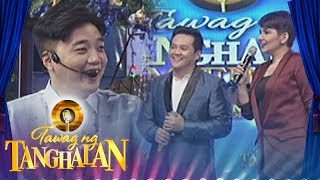 Tawag ng Tanghalan: Ryan Bang offers to sponsor Global TNT semifinalist Aaron Manabat