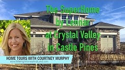 New Homes in Castle Pines Colorado - The SuperHome by Lennar at Castle Valley - NextGen