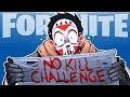 FORTNITE BR - INTENSE NO KILL CHALLENGE! (Funny Moments!) Duo Match!