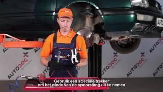 Hoe Stuurkogel VW GOLF III (1H1) veranderen - instructie