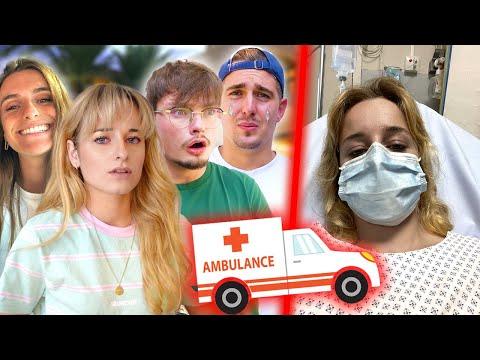 On part en vacances entre youtubers, je termine a l'hôpital