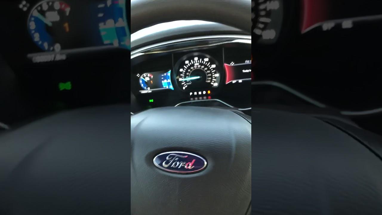2016 Ford Fusion Se 2 5l 0 60