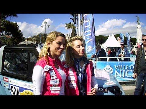 Women 4x4 Rally France-Morocco Aicha des Gazelles 2018 + Electric solar Stars MC NY