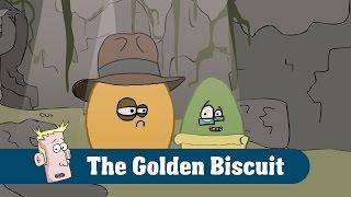 The Golden Biscuit | Parable of the Hidden Treasure | Ep6