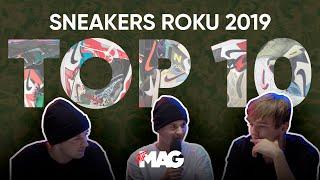 TOP 10 SNEAKERS ZA ROK 2019