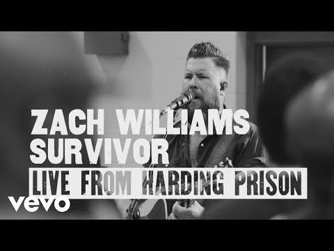 Zach Williams - Survivor (Live From Harding Prison) (Live)