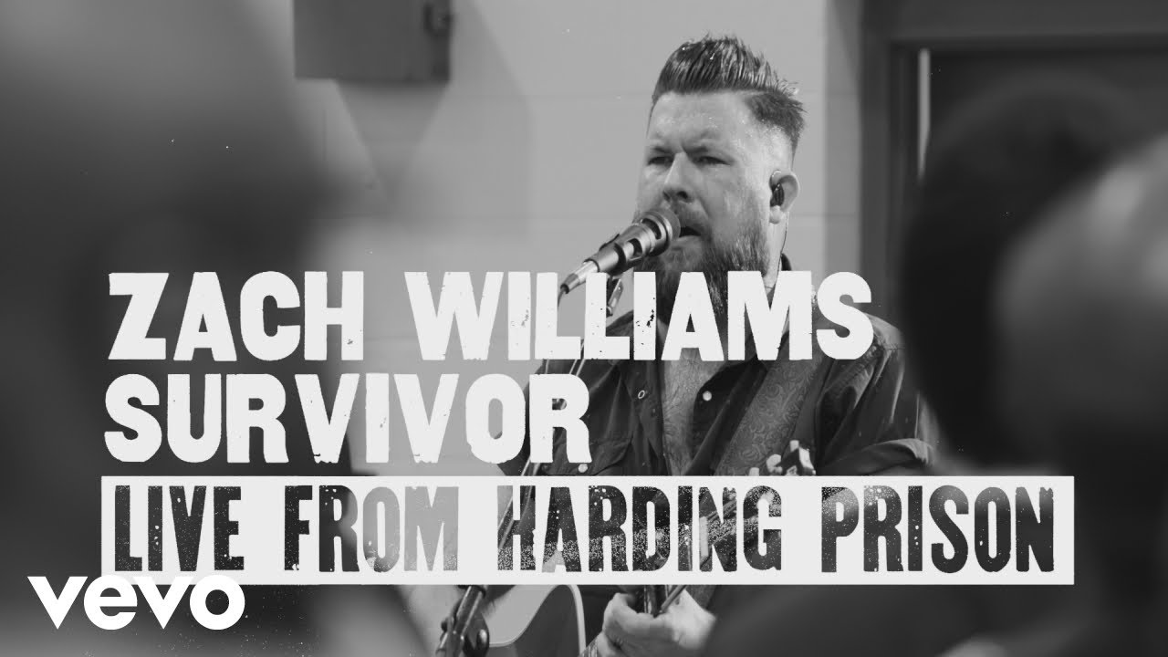 Zach Williams Survivor Live From Harding Prison Live Youtube