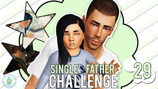 Sims 3 | Single Father Challenge [Part 29] - Birthdays GALORE!