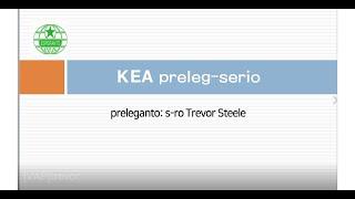 2021-③ KEA Preleg-serio | 한국에스페란토협회 정기강연회 | s-ro Trevor Steele
