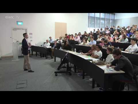 A City-State shaped by the seas, Andrew Tan, Singapore iMagination Week 2017, ESSEC AP