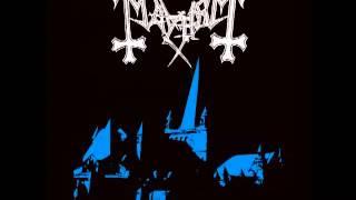 Mayhem - De Mysteriis Dom Sathanas [FULL ALBUM]