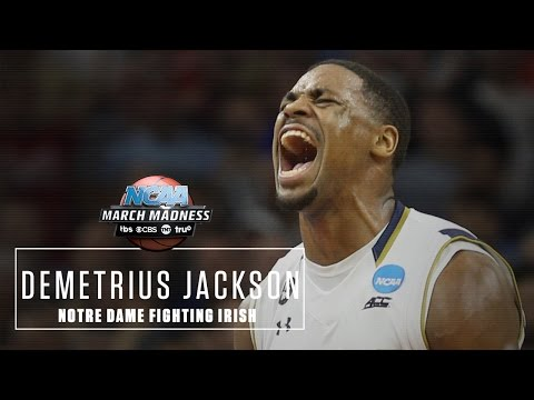 Demetrius Jackson shines in Irish comeback victory