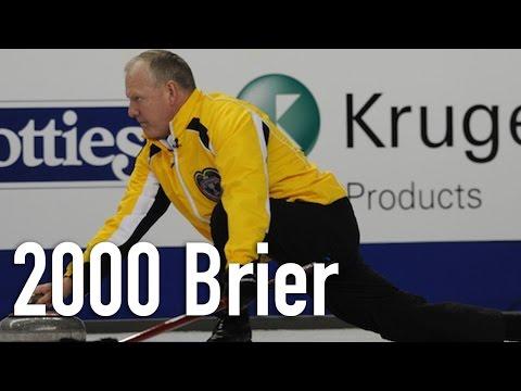 BC (Greg McAulay) vs NB (Russ Howard) - 2000 Brier Final