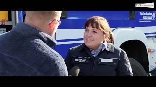 TV1 die Reportage - Hinter den Kulissen des THW