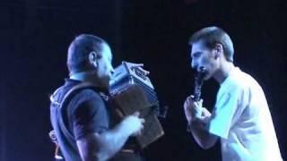 DJAL live - La tentatrice chauve / César et Monique / A tune for Elsa