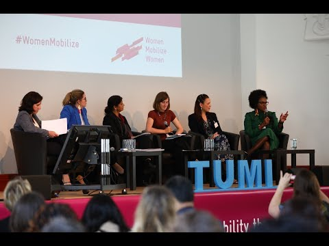 Women Mobilize Women Conference live from the ITF in Leipzig Part 2