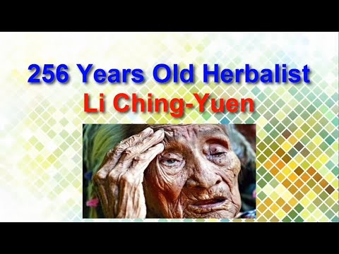 256 Year Old Herbalist, Li Ching Yuen - Oldest Person In The World - Daily Health Tips