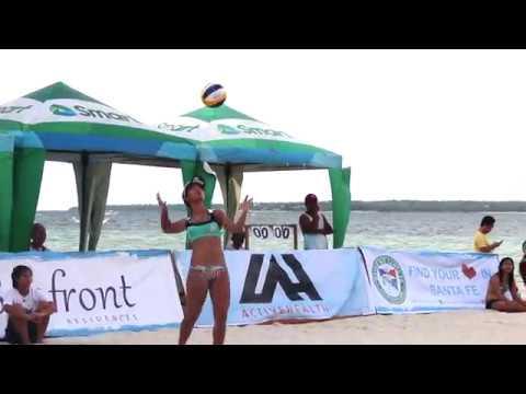 Beach Volleyball Republic Santa Fe, Bantayan leg - March 10-11, 2018