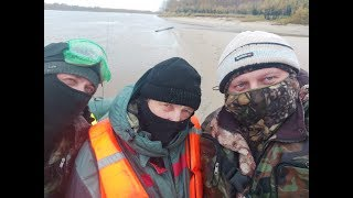 Рыбалка в Нижневартовске Река Вах сентябрь 2019
