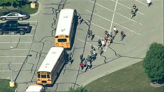 Two Injured in Indiana Middle School Shooting