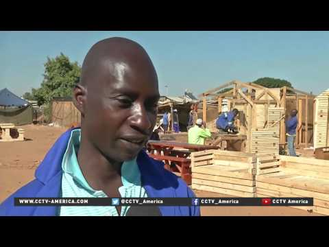 A Malawian entrepreneur in South Africa