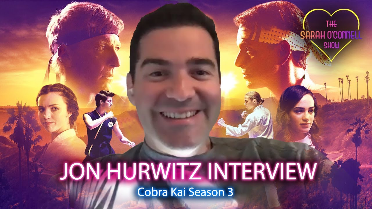 Download Jon Hurwitz interview - Cobra Kai Season 3! Okinawa, Kumiko, Chozen, Elisabeth Shue return? Season 4