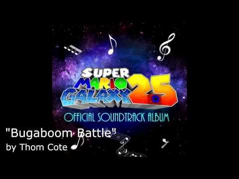 19 - Bugaboom Battle - SMG2.5 Soundtrack