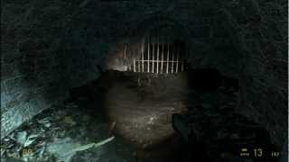Fred Decides to play Half life 2 : Part 3 Darkness and underground catacombs Thumbnail