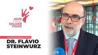 Agir para Salvar Vidas - Uma mensagem do Dr. Steinwurz