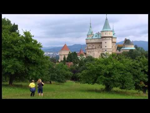 Frieder Monzer empfiehlt die Slowakei, Mittelpolen und Moldau