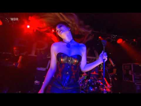 Epica-Indigo-Live at Underground (part-1)