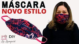 Máscara de Proteção com Novo Estilo