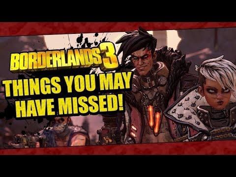 Borderlands 3 Trailer Breakdown | Things You May Have Missed! |
