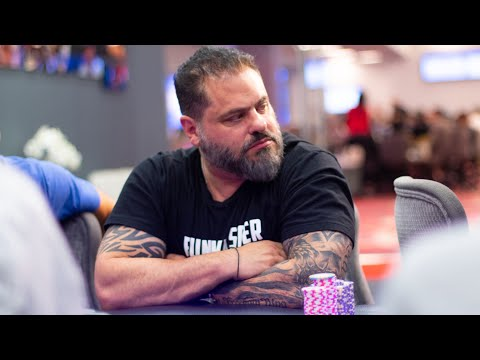 TOUGH River Decision: Can Nick Make the Call? ♠ Live at the Bike!
