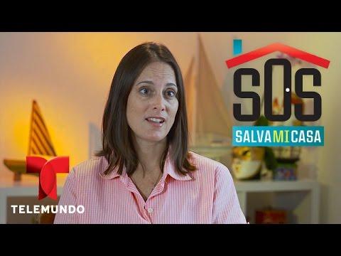 SOS Salva Mi Casa | SOS Salva Mi Casa rescata la casa de Ramona y Cristiano | Telemundo