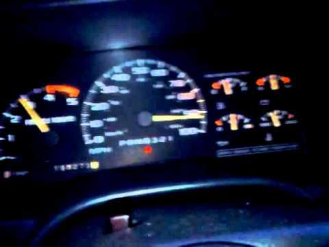 97 Chevy Suburban Top Speed