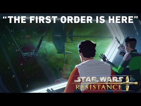 The First Order Is Here-