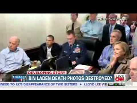 DoD Gave Order to Destroy Bin Laden Death Photos Hours New update 2014