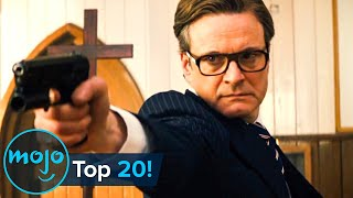 Top 20 Most Rewatched Action Movie Scenes Ever