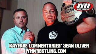 Sean Oliver of Kayfabe Commnentaries talks RVD, Roddy Piper & more