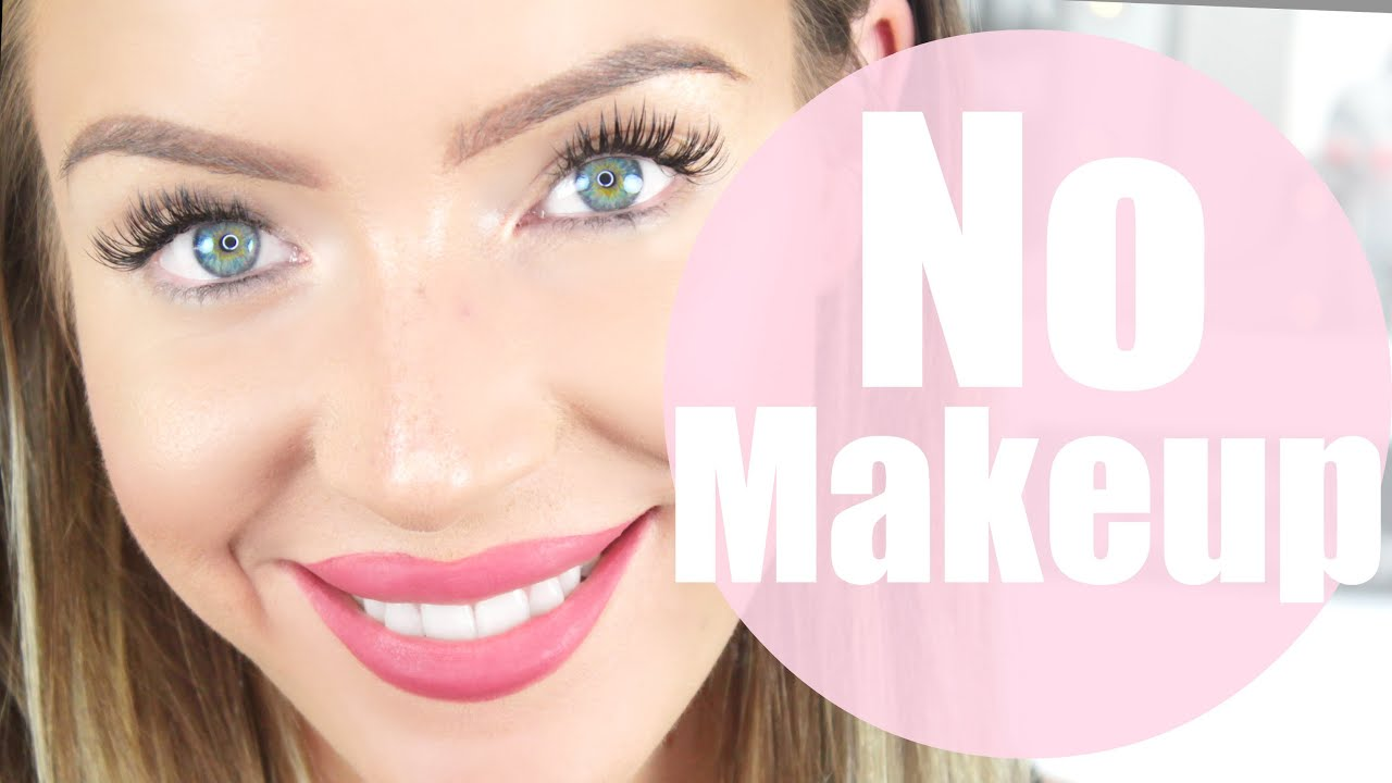how to look pretty with  u0026 39 no makeup u0026 39  makeup tutorial