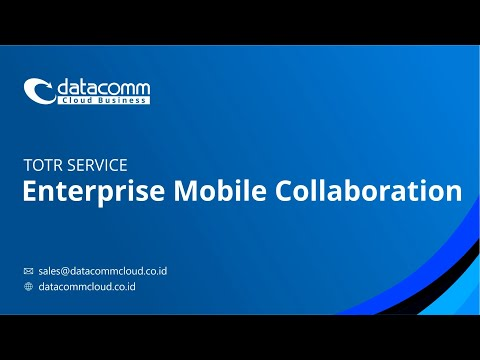 Cloudciti Enterprise Mobile Collaboration (TOTR)
