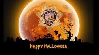 LVMPD Halloween