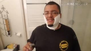 Paradigm Shave Ware Titanium DE Razor First Impressions and shave