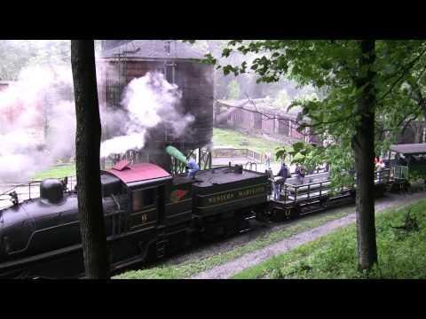 Cass Railfan Weekend 2009 Part Two