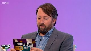 Did David Mitchell win a welly wanging competition? - Would I Lie to You? [HD][CC]