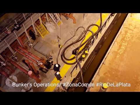 "BUNKERING OPERATIONS - Bulk Carrier ""VTC DRAGON"" /Oil Products Tanker ""UNEX III"" #ZonaComún"