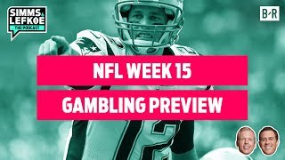 Will Tom Brady and the Patriots Beat Steelers in AFC Showdown? | NFL Week 15 Gambling Preview